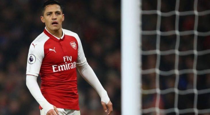 Alexis Sanchez bakal menjadi pemain Man Utd dalam masa 48 jam?