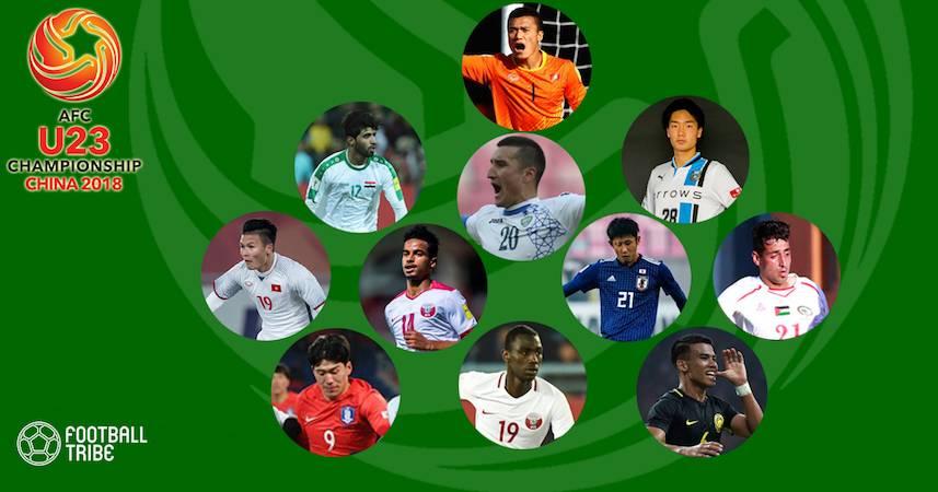 Piala AFC B-23: Kesebelasan terbaik daripada saingan peringkat kumpulan