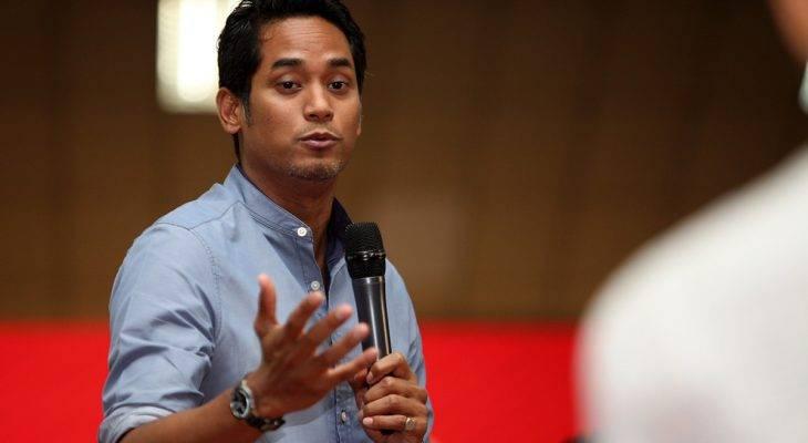 Usah gentar! – Ini nasihat Khairy Jamaluddin untuk skuad B-23 Malaysia