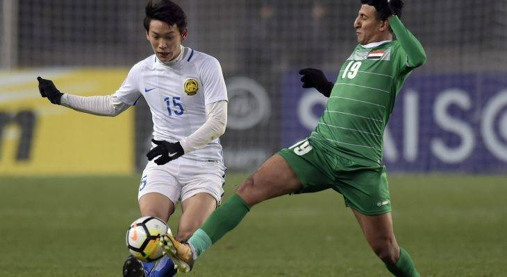 Dominic Tan yakin dapat lakar kejutan menentang Korea Selatan