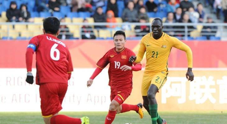Piala AFC B-23: Vietnam cipta kejutan, berjaya tewaskan Australia