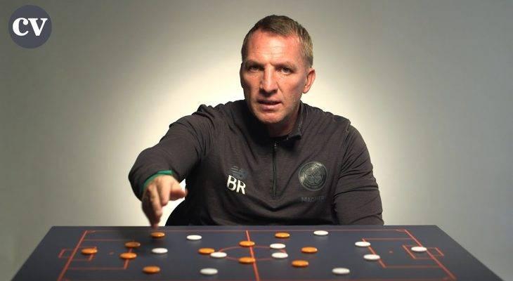 VIDEO: Analisa taktikal yang menakjubkan daripada bekas jurulatih Liverpool, Brendan Rodgers