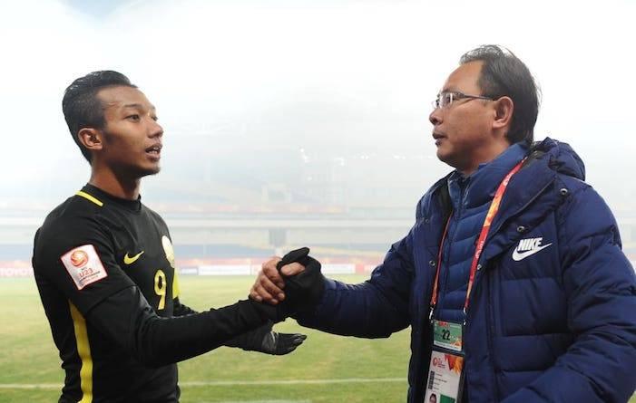 """""""Kami akan cuba yang terbaik"""" – Ini janji Adam Nor Azlin kepada penyokong Malaysia"""