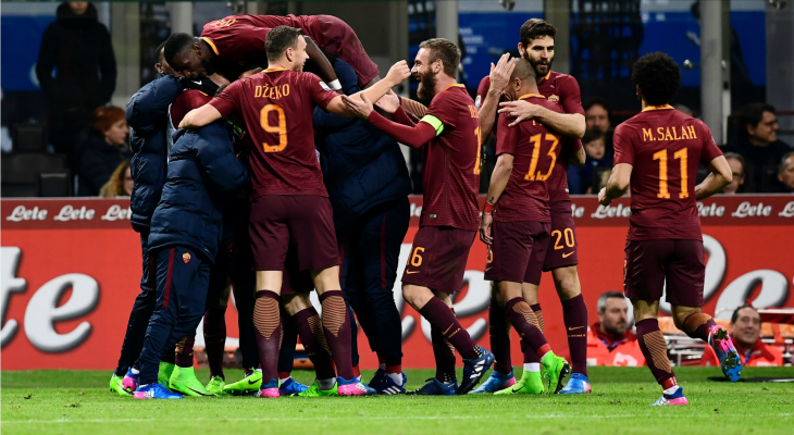 Live Streaming Serie A: Inter Milan vs AS Roma
