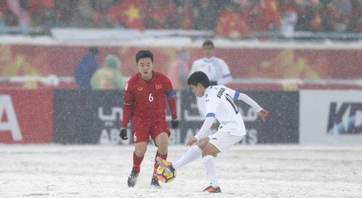 Piala AFC B-23: Vietnam tewas tipis di pentas final, Uzbekistan berjaya jadi juara