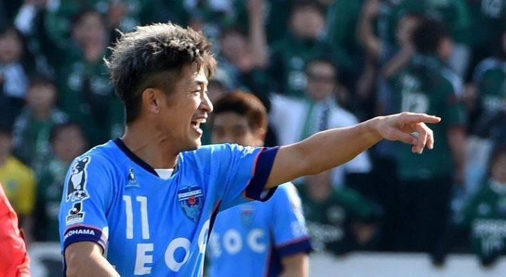 Berumur 51 tahun, Kazuyoshi Miura tandatangani kontrak baru bersama Yokohama