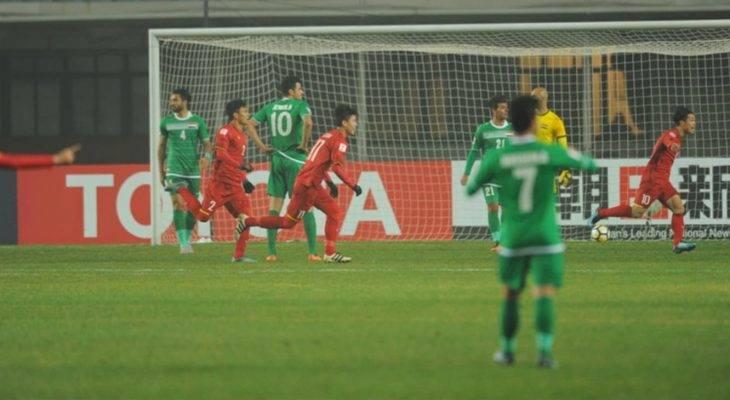 Piala AFC B-23: Vietnam raih kemenangan dramatik ke atas Iraq, berjaya lakar sejarah