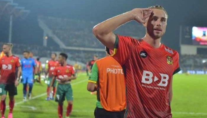 PKNS umum kemasukan bekas bintang pertahanan Kedah, Zac Anderson