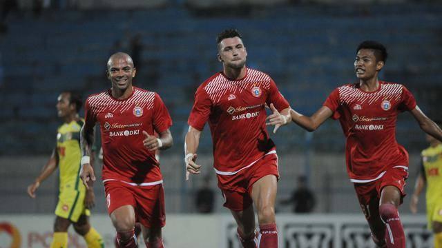 Ekoran persembahan positif bersama Persija, Marko Simic terima tawaran dari Besiktas?