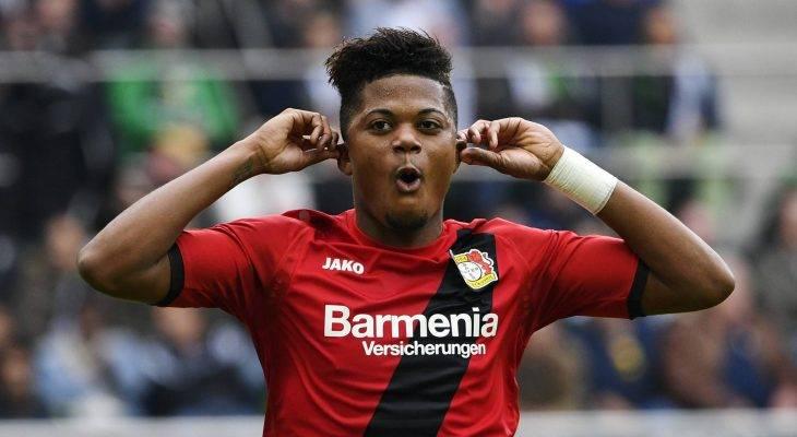 Bintang muda Leverkusen beri berita baik buat England
