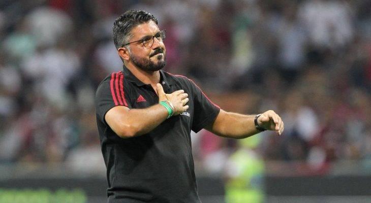 Gattuso mahu bawa bintang AS Roma ke San Siro