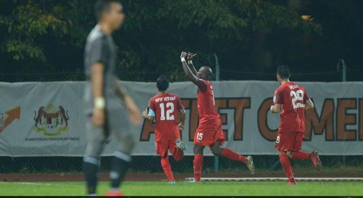 VIDEO: Saksikan highlight kemenangan UiTM ke atas Pulau Pinang