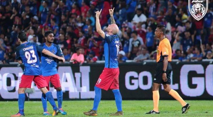 JDT juara Piala Sumbangsih 2018: Rumusan perlawanan, analisa pemain terbaik