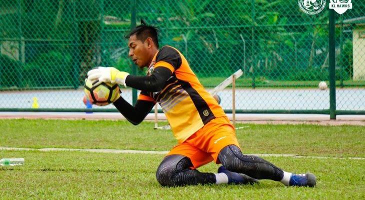 Tampil cemerlang menentang JDT, Fabio mahu Kamarul Effandi diberi peluang bersama Harimau Malaya