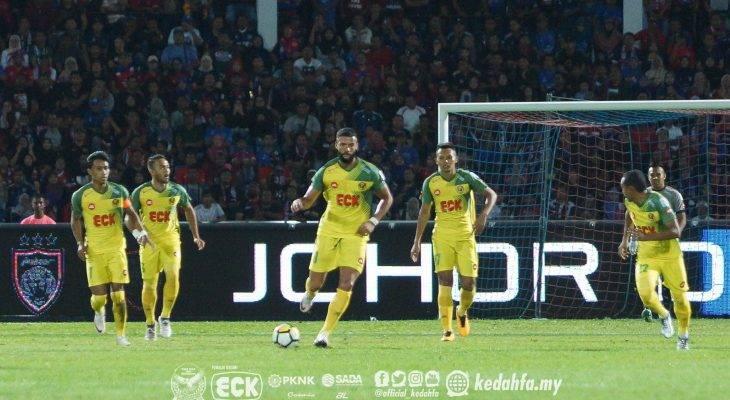 Senarai gaji pemain bolasepak Kedah terdedah di media sosial