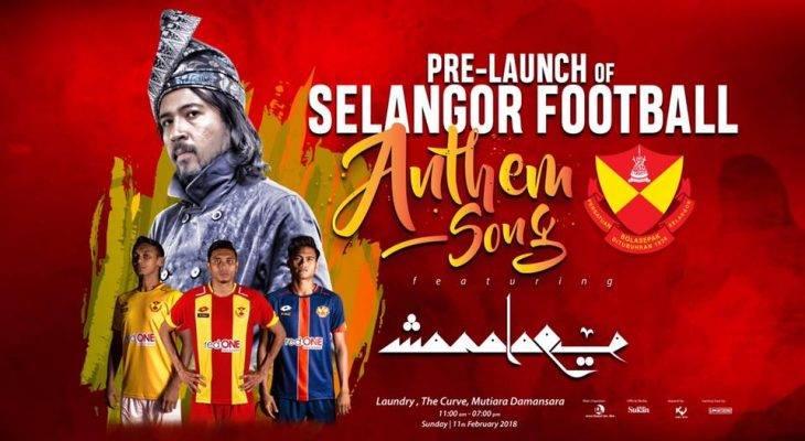 Selangor bakal lancar lagu tema sendiri