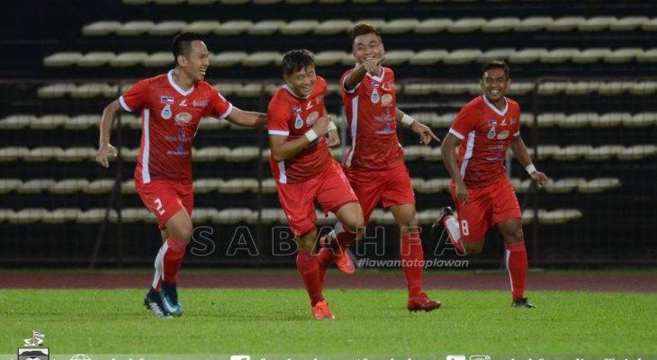 Highlights: Sabah tampil dengan persembahan cemerlang, berjaya tumpaskan Terengganu II