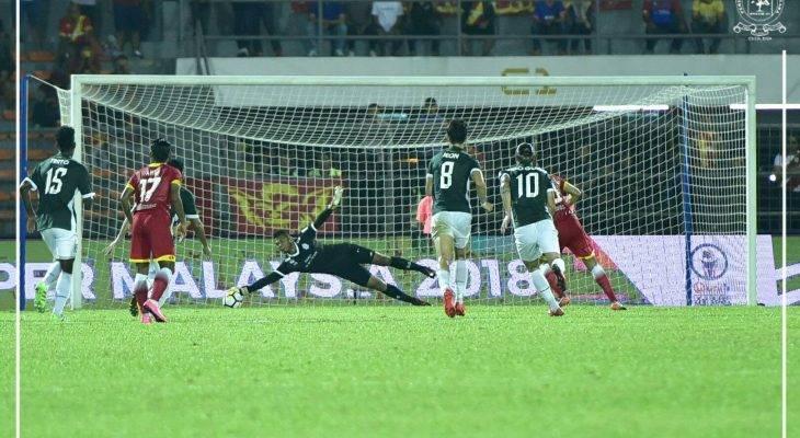 Pesta gol di Cheras, Selangor catat kemenangan kedua Liga Super 2018