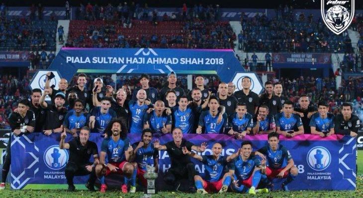 Lima perkara daripada perlawanan Piala Sumbangsih di antara JDT dan Kedah