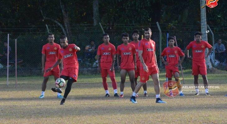 Kelantan tekad mahu bangkit semula, sasarkan tiga mata menentang Seladang