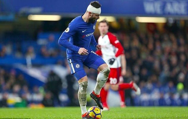 Chelsea kelab sempurna untuk saya – Olivier Giroud