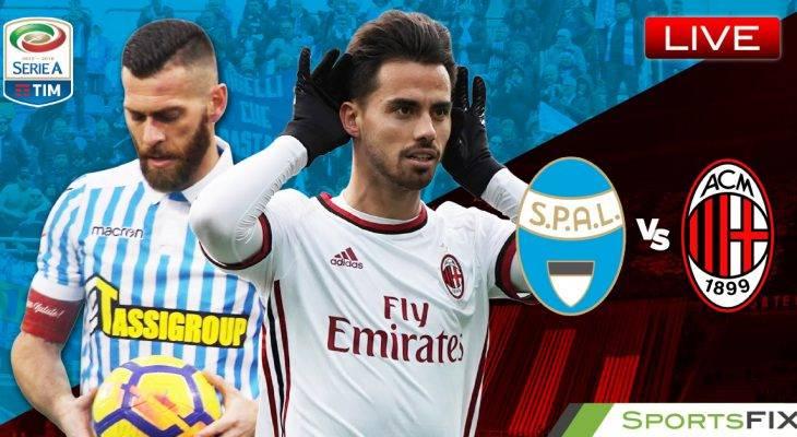 SPAL lwn AC Milan: Previu, ramalan skor dan pautan Live Streaming khas untuk anda