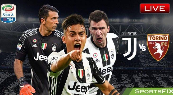Live Streaming Serie A: Torino vs Juventus