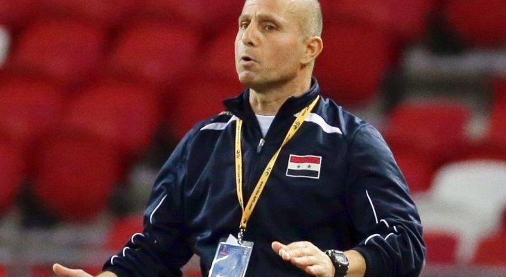 Kelantan cuba pikat bekas jurulatih skuad kebangsaan Syria?