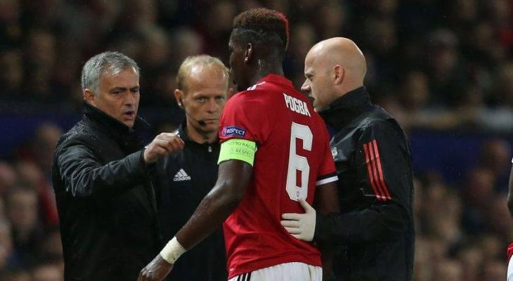 Pergaduhan di antara Pogba dan Mourinho punca United tewas di tangan Spurs?