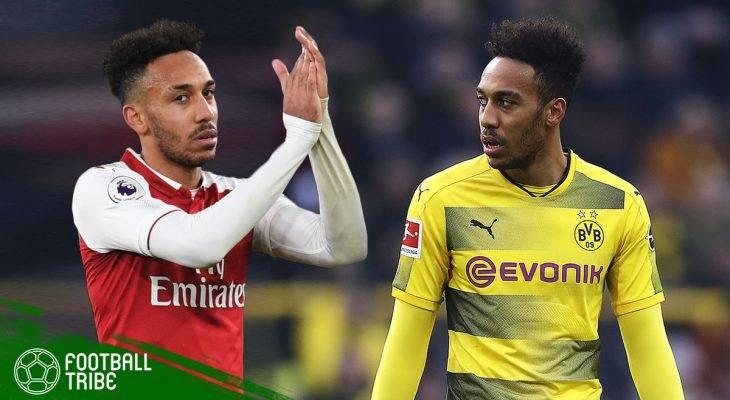 Arsenal dan Wenger memperjudi nasib dengan pembelian Aubameyang?