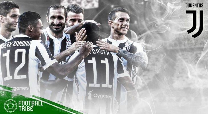 Mengapa corak serangan Juventus layak diberi pengiktirafan yang lebih baik
