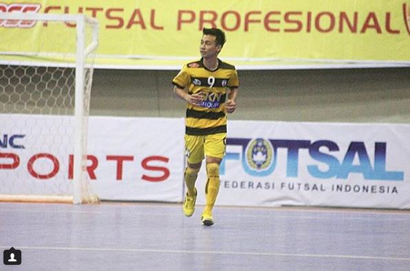 Khairul Effendy tidak mampu bantu SKN FC julang kejuaraan Liga Futsal Pro Indonesia