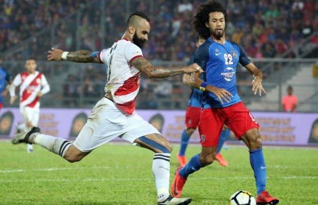 Biarpun masih kemarau gol, Guilherme de Paula yakin dapat bangkit semula