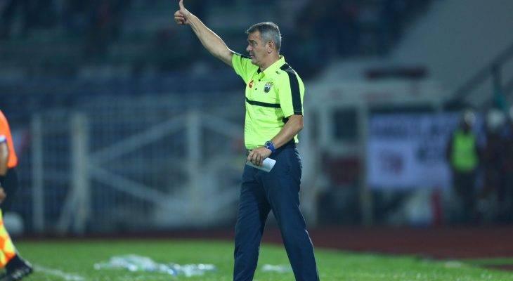 Terkeluar dari saingan Piala FA, Durakovic anggap Perak tidak bernasib baik