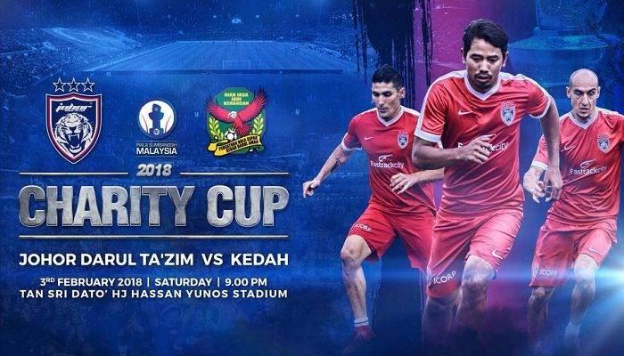 Rasmi: Tiada siaran langsung perlawanan Piala Sumbangsih di TV3