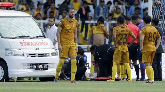 Tiada hukuman untuk Bhayangkara FC