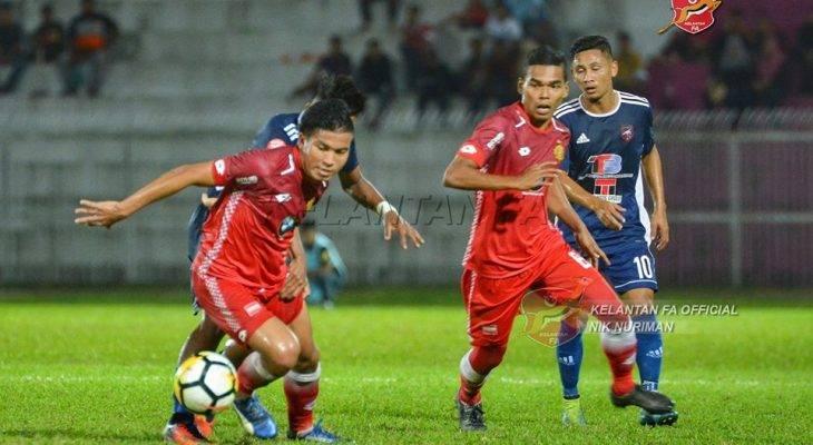 Bekas penyerang kebangsaan mahu Shafiq diberi lebih peluang bersama Kelantan