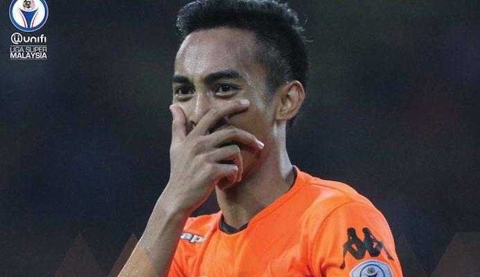 Kelantan tewas tipis di Shah Alam, Faris Ramli muncul hero PKNS sekali lagi