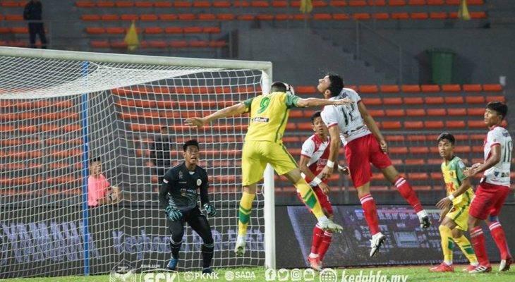 Pesta gol dramatik di Cheras, Kuala Lumpur tumbangkan Kedah 4-3