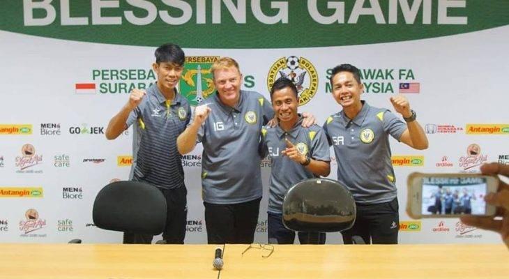 Sarawak puji semangat Persebaya Surabaya
