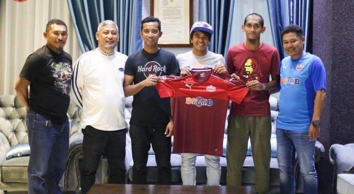 Helmi Remeli, Daudsu, Zairul Fitree sah sertai D'AR Wanderers FC