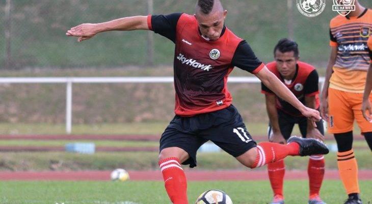 Kuala Lumpur mahu mencari pemain import baru ganti Junior
