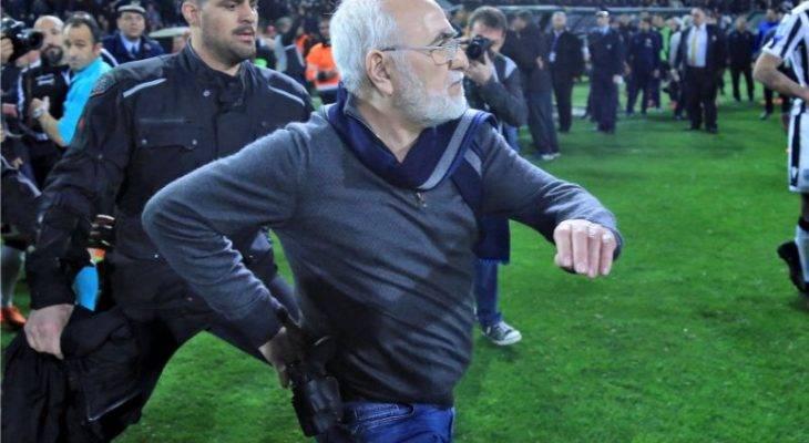 FIFA beri amaran akan gantung Greece daripada bolasepak antarabangsa