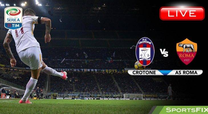 Live Streaming Serie A: Crotone vs AC Milan