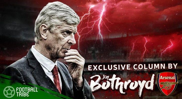 Eksklusif: Luahan Jay Bothroyd mengenai Arsenal dan Arsene Wenger