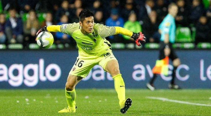 Tatkala saingan Ligue 1 hampir ke penghujung, Eiji Kawashima hadapi cabaran besar di Perancis