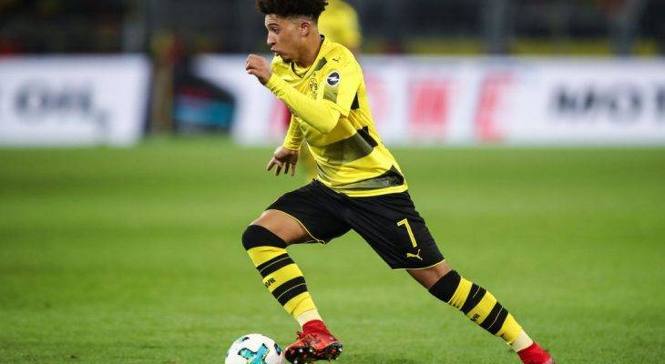Borussia Dortmund will play waiting game to get 'full value' for Jadon Sancho
