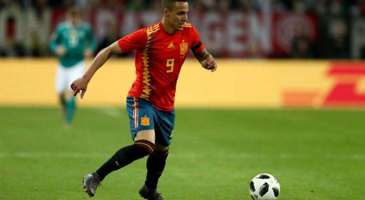 Kenali Rodrigo Moreno: Calon penyerang utama Sepanyol di Piala Dunia 2018