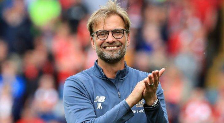 Find out how 'strange' a person Jurgen Klopp is – by his own admission!