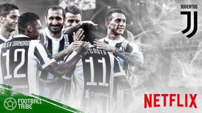 """First Team: Juventus"" – Dokumentari Netflix yang memaparkan kisah Bianconeri"